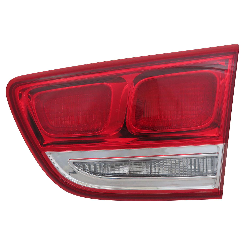 TYC - Nsf Tail Light Certified Tail Light - TYC 17-5563-00-1