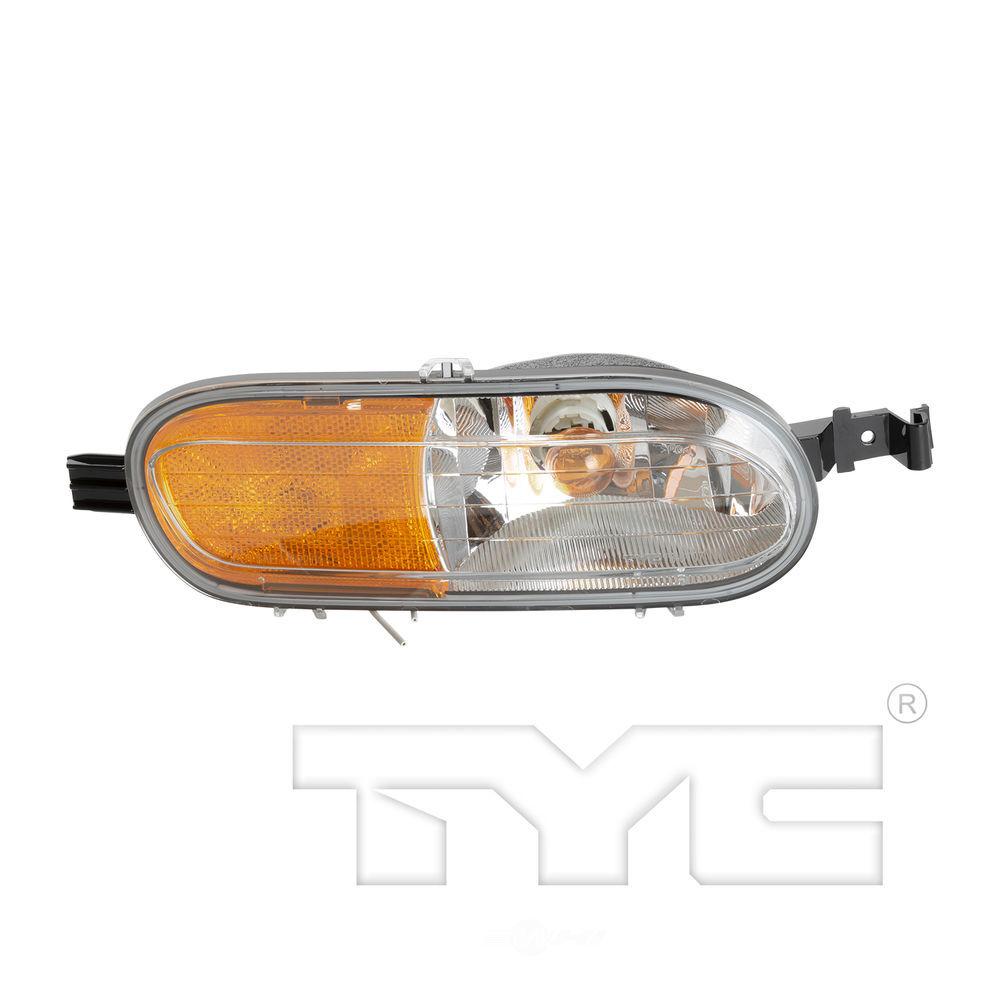 TYC - NSF Certified Side Marker Light Assembly - TYC 18-6107-00-1