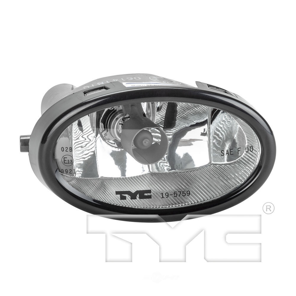 TYC - TYC NSF Certified Fog Light Assembly - TYC 19-5759-90-1