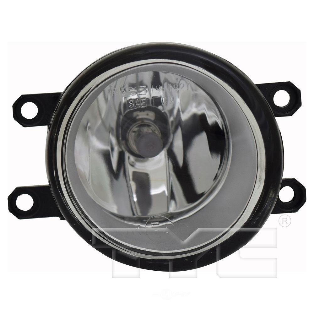 TYC - Capa Certified Fog Light Assembly - TYC 19-5921-00-9