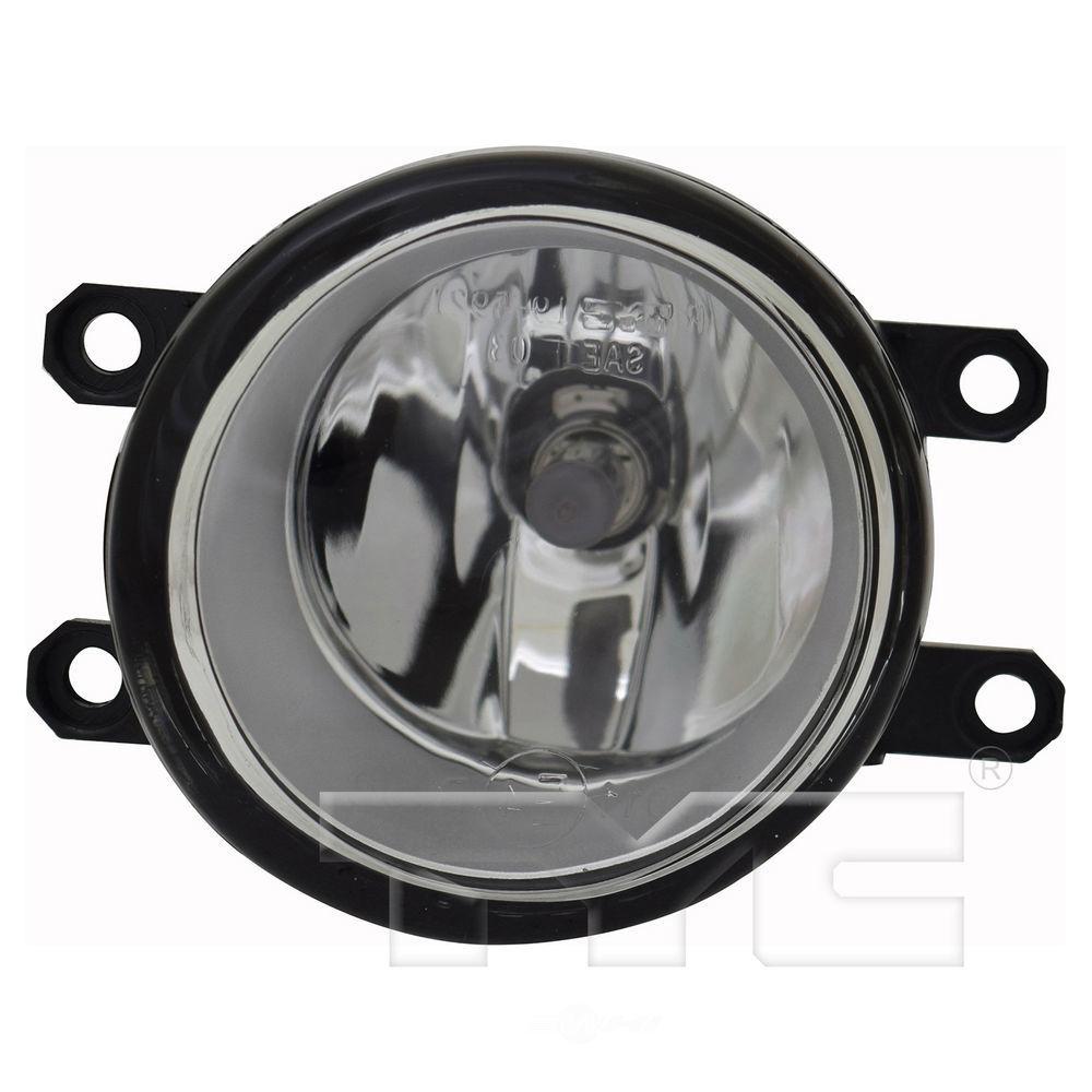 TYC - Capa Certified Fog Light Assembly - TYC 19-5922-00-9