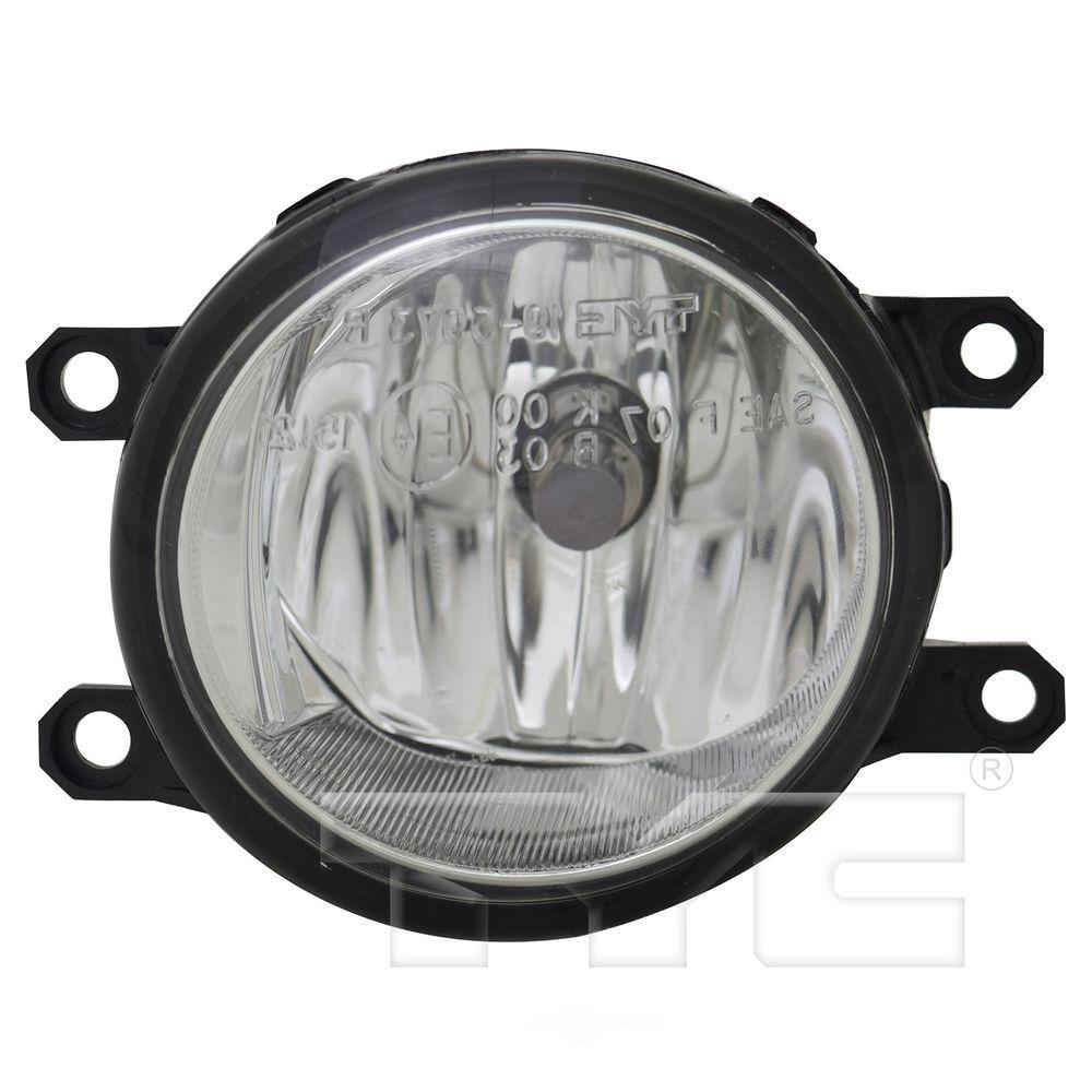 TYC - CAPA Certified Fog Light Assembly - TYC 19-5974-00-9