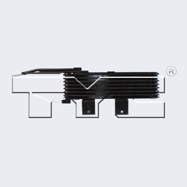 TYC - Auto Trans Oil Cooler - TYC 19005