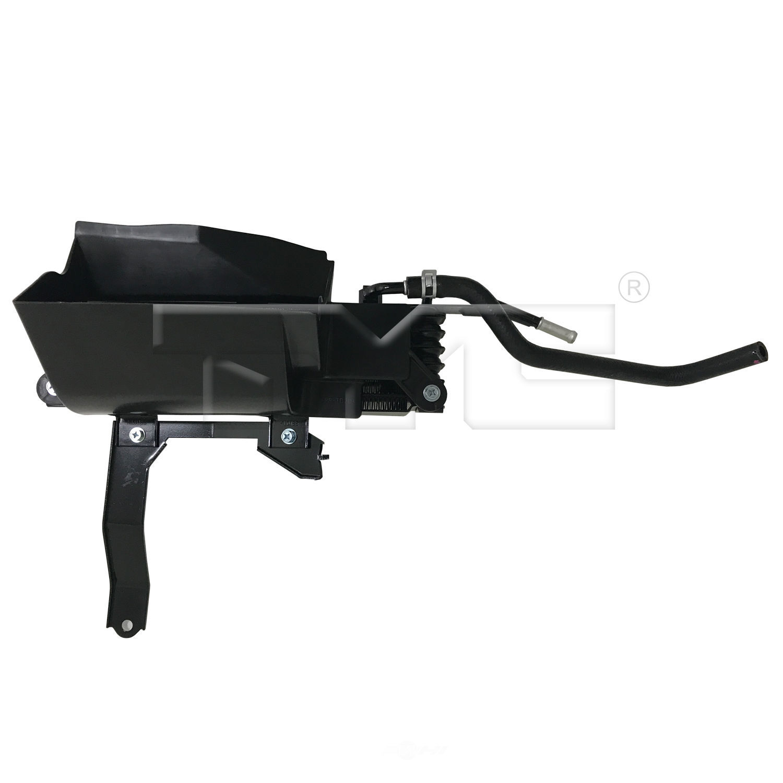 TYC - Auto Trans Oil Cooler - TYC 19125