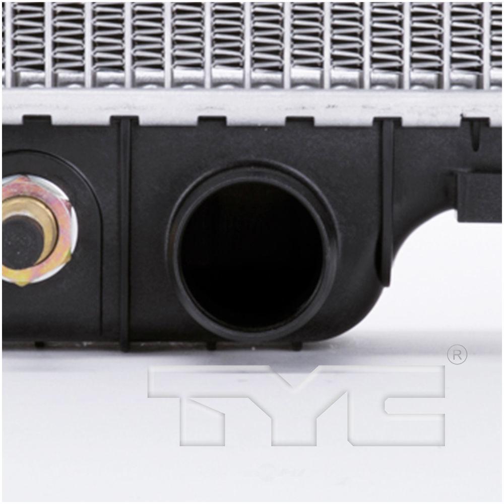 TYC - Radiator Assembly - TYC 1995
