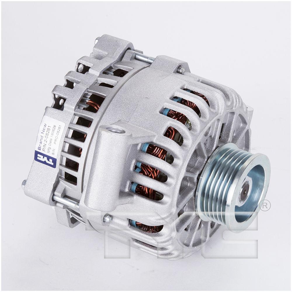 TYC - Alternator - TYC 2-08261