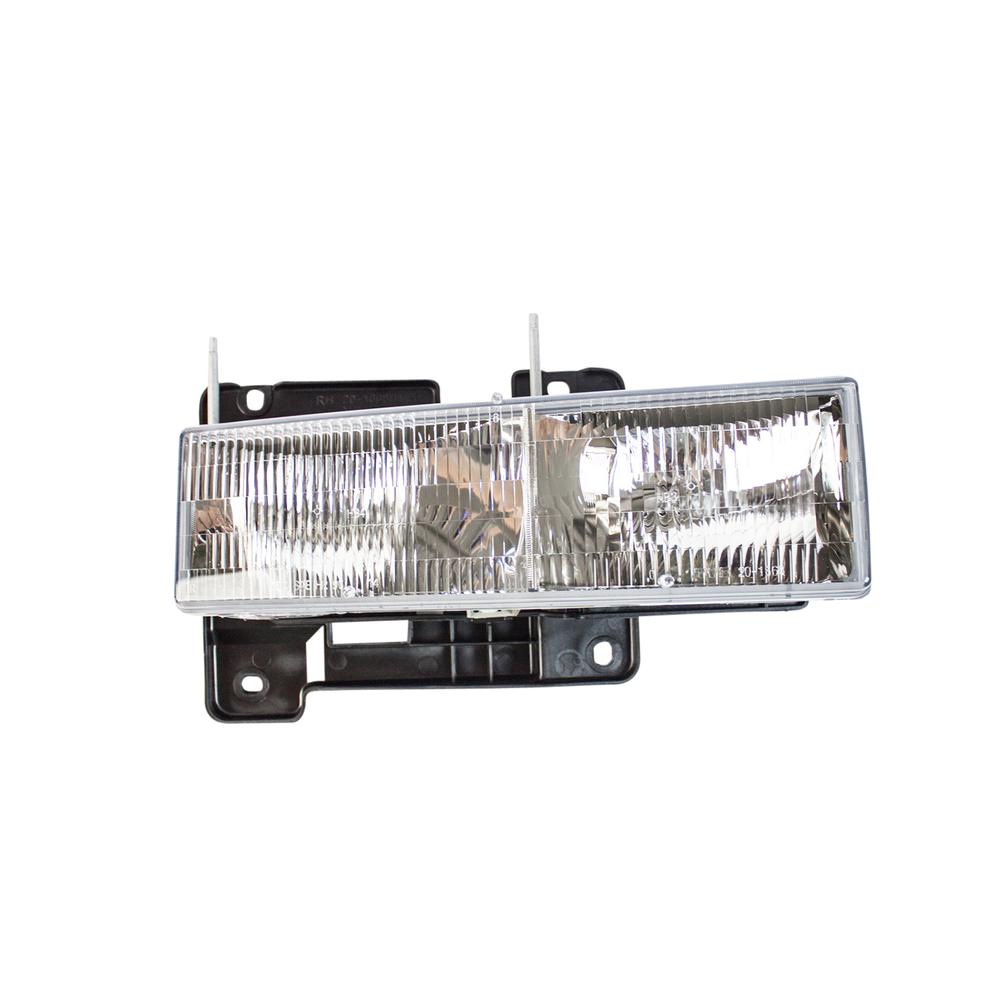 TYC - Capa Certified Headlight - TYC 20-1668-00-9
