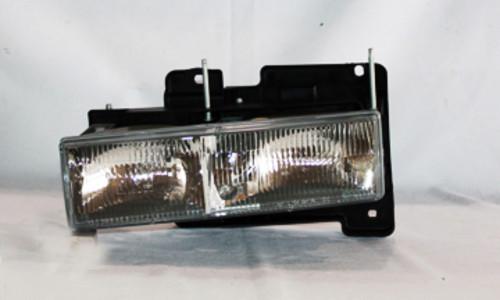 TYC - Headlight - TYC 20-1669-00