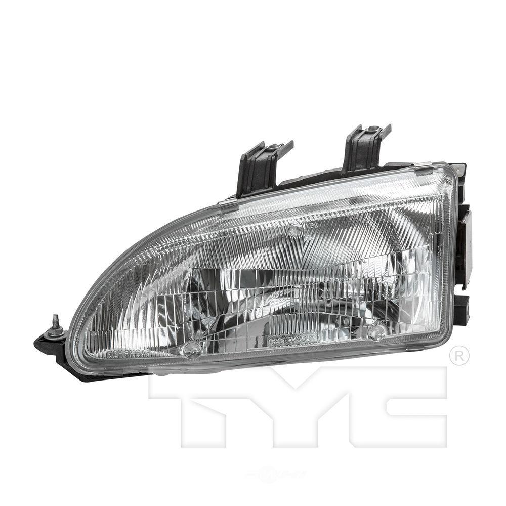TYC - Headlight - TYC 20-1691-00