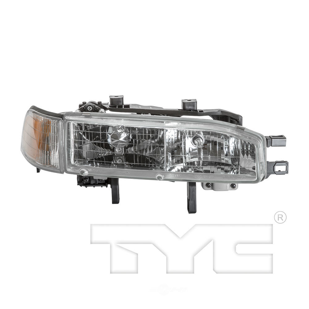 TYC - Headlight - TYC 20-1720-00