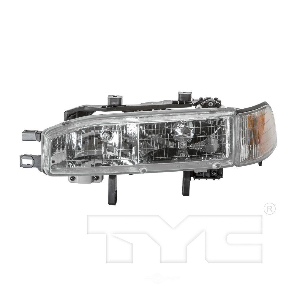 TYC - Headlight - TYC 20-1721-00