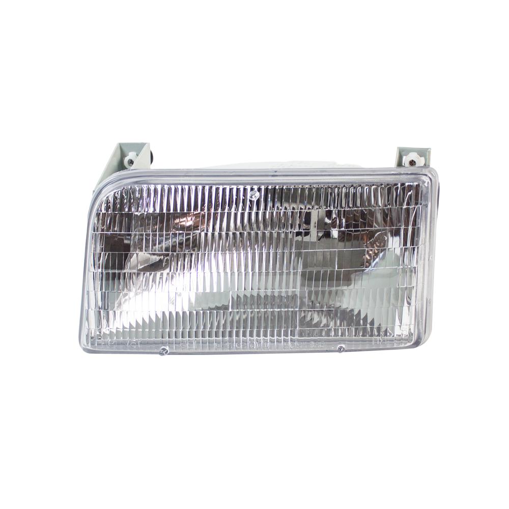 TYC - Capa Certified Headlight - TYC 20-1935-00-9