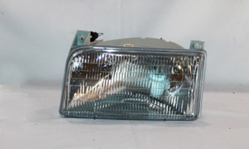 TYC - Headlight - TYC 20-1935-00