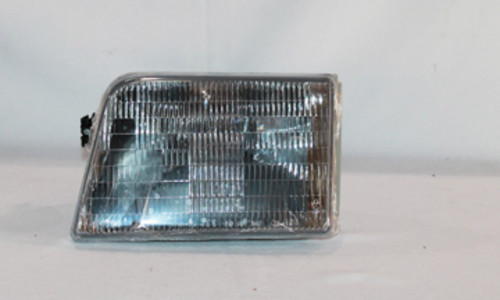 TYC - Headlight - TYC 20-1973-00