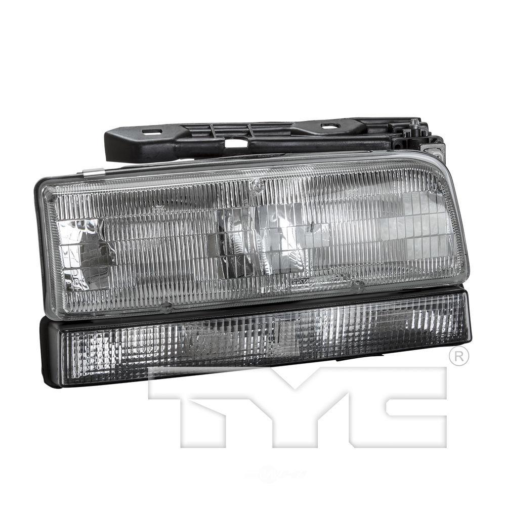 TYC - Headlight - TYC 20-1976-90
