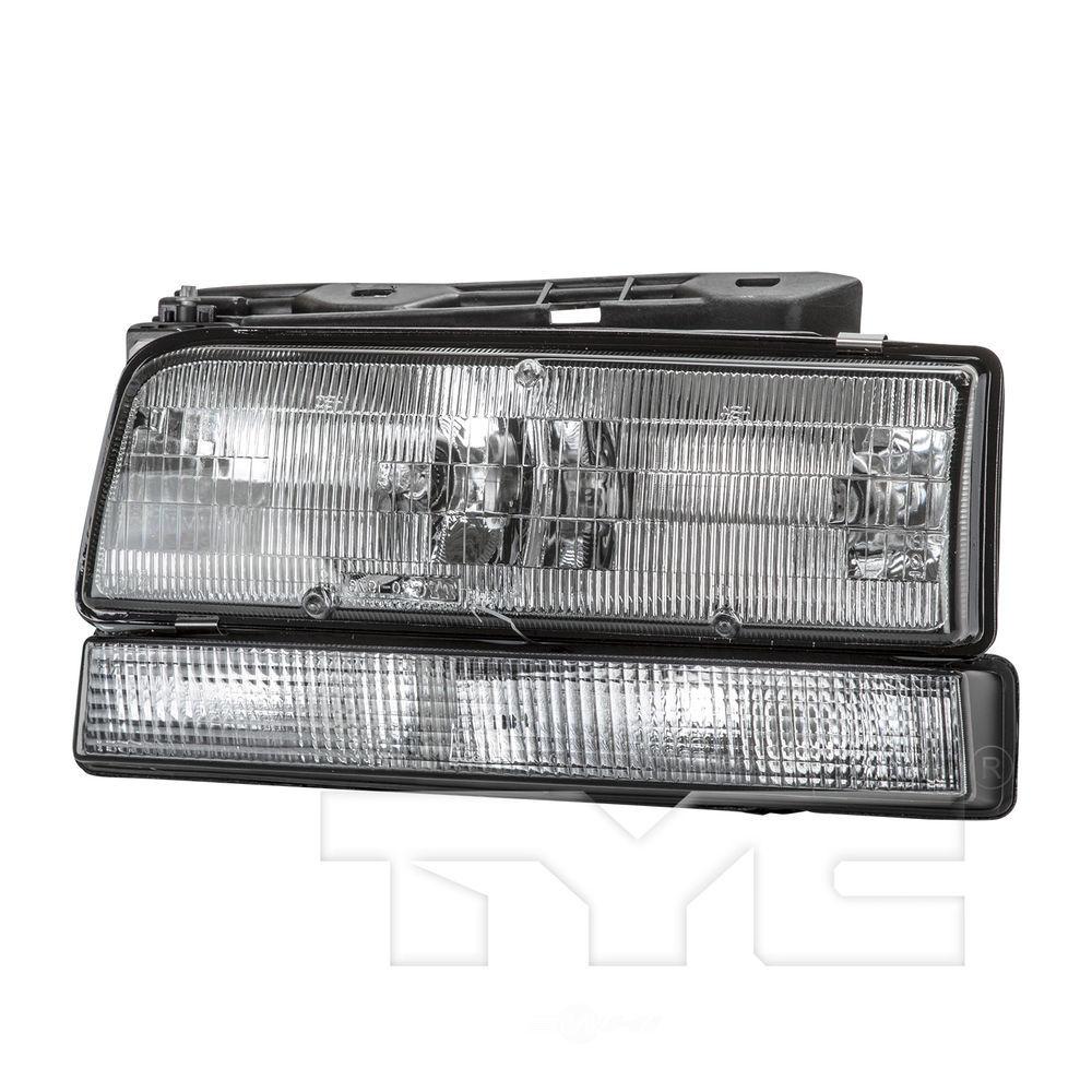 TYC - Headlight - TYC 20-1977-78