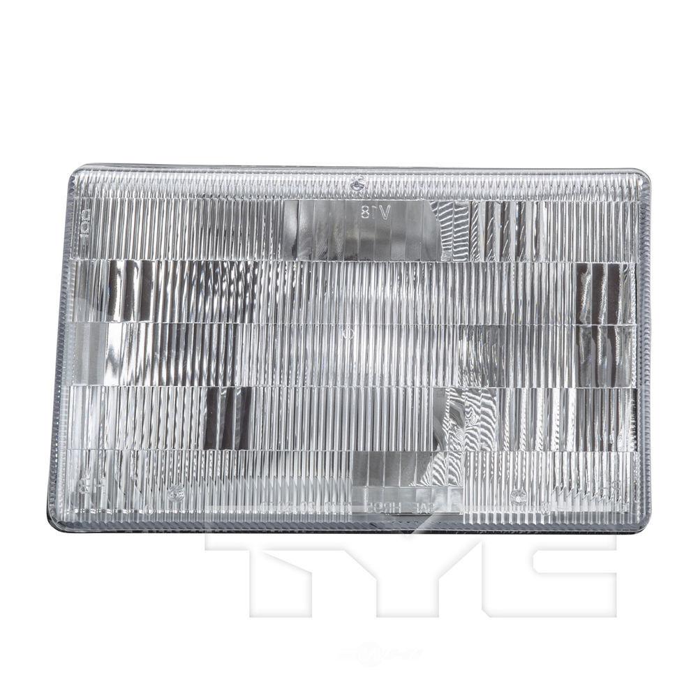 TYC - Capa Certified Headlight - TYC 20-3071-00-9