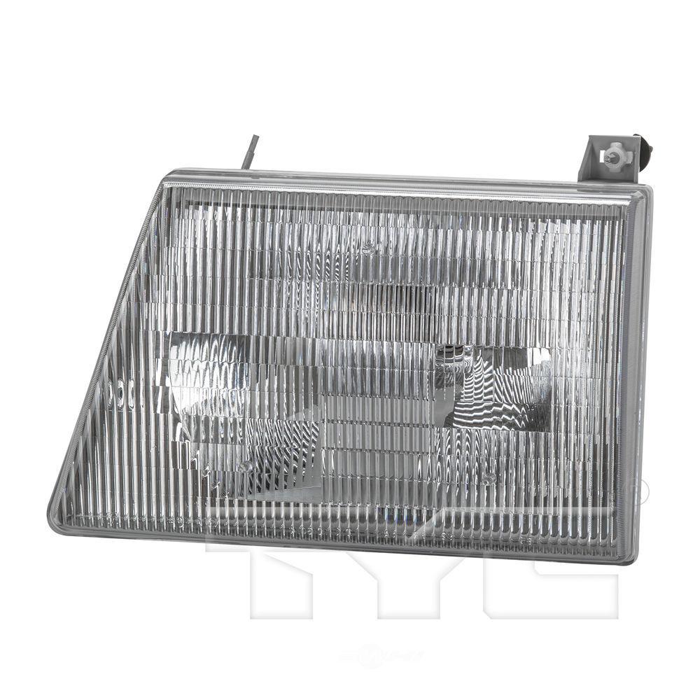 TYC - Headlight - TYC 20-3075-00