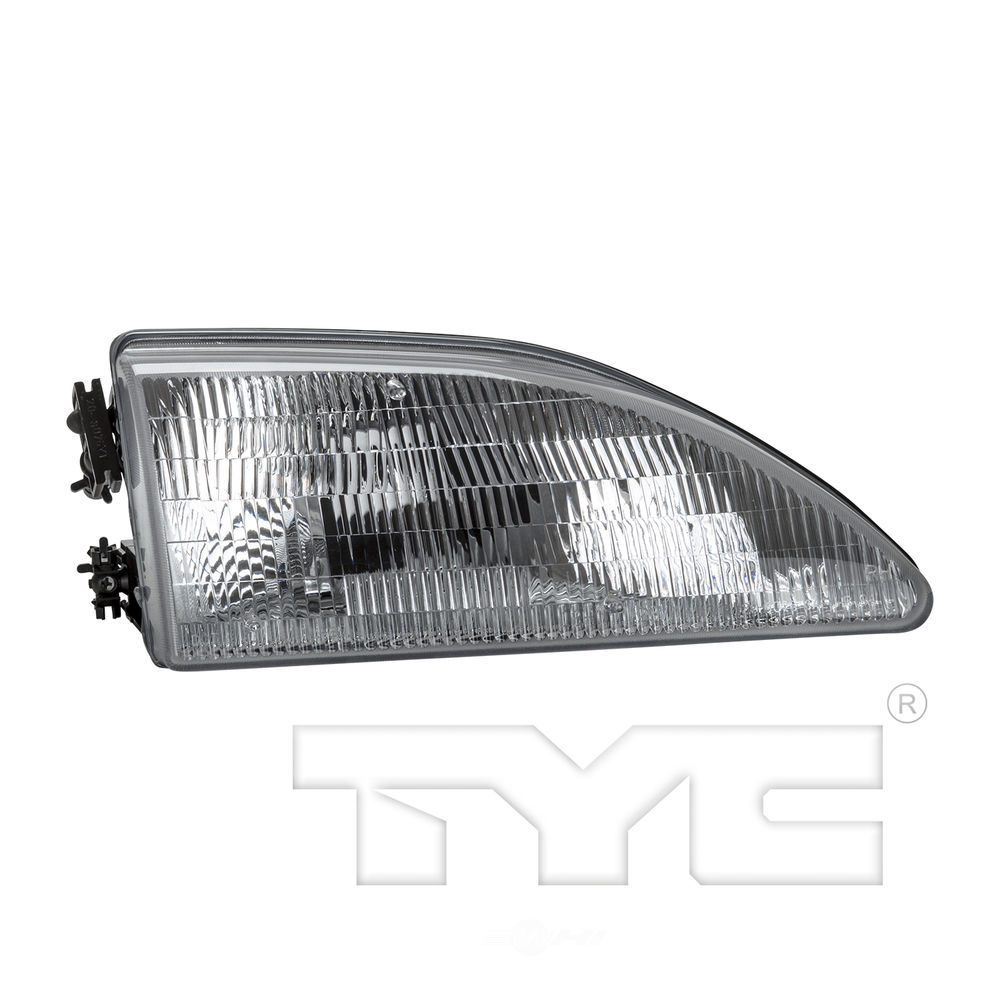 TYC - Headlight - TYC 20-3076-00