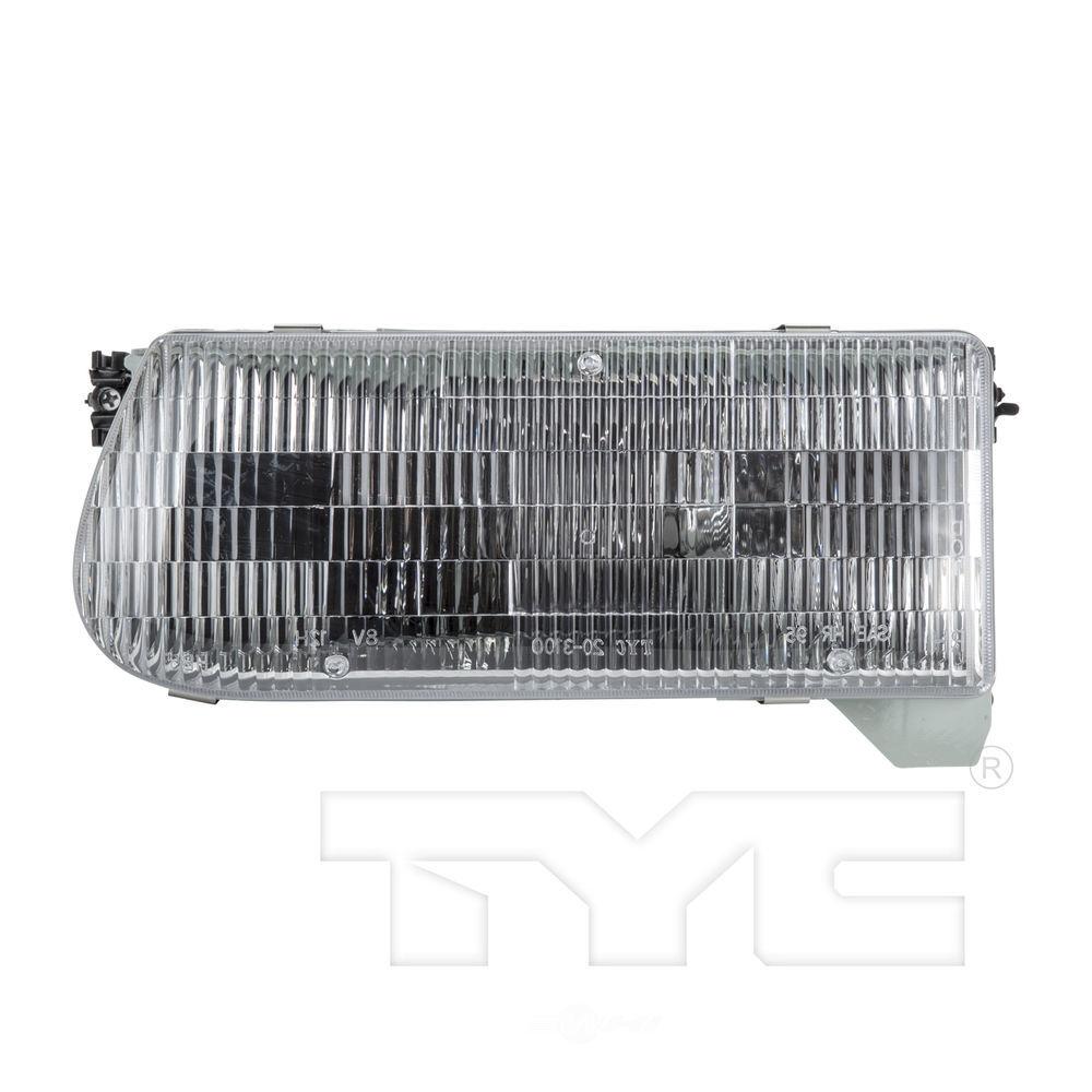 TYC - Headlight - TYC 20-3101-00