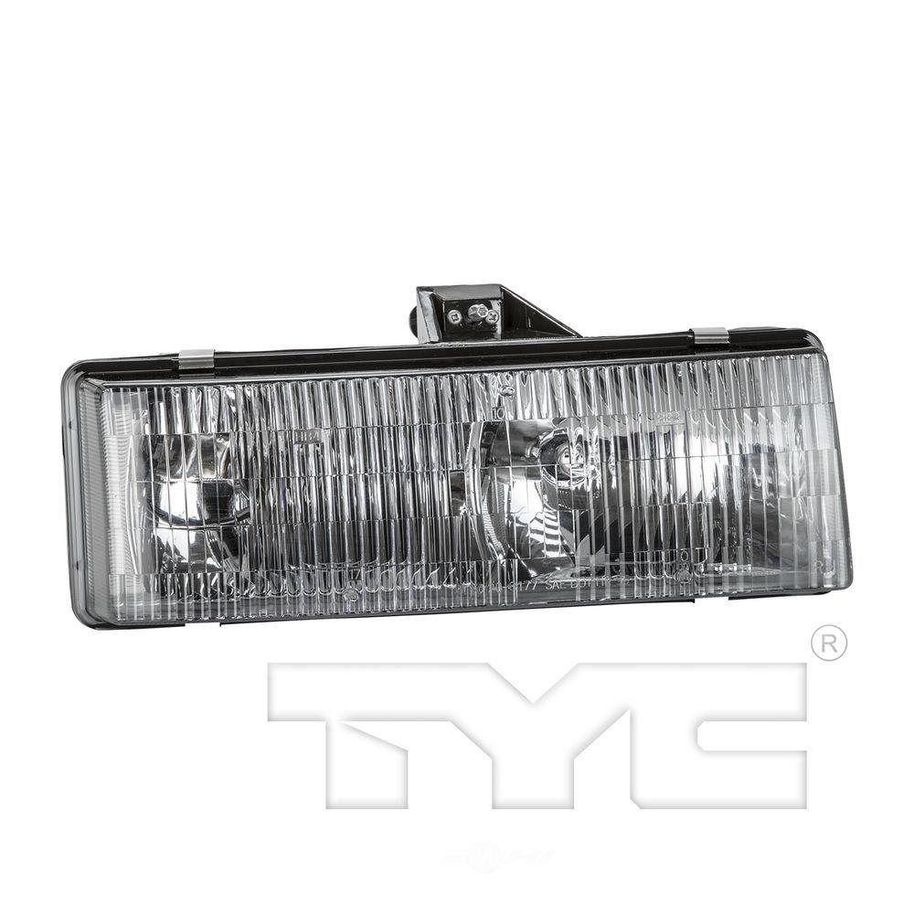 TYC - Headlight - TYC 20-3177-00