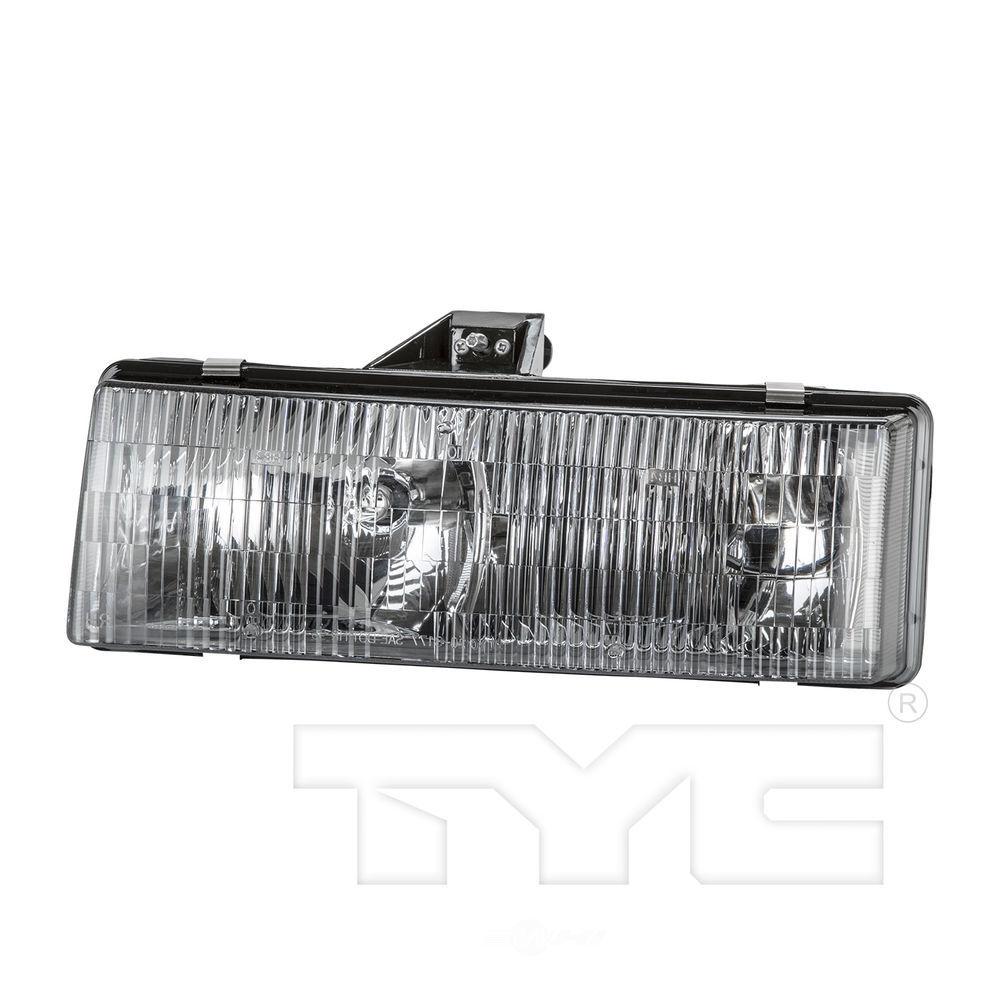 TYC - Headlight - TYC 20-3178-00