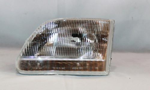 TYC - Headlight - TYC 20-3520-80