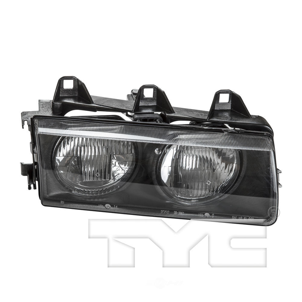 TYC - Headlight - TYC 20-3667-00