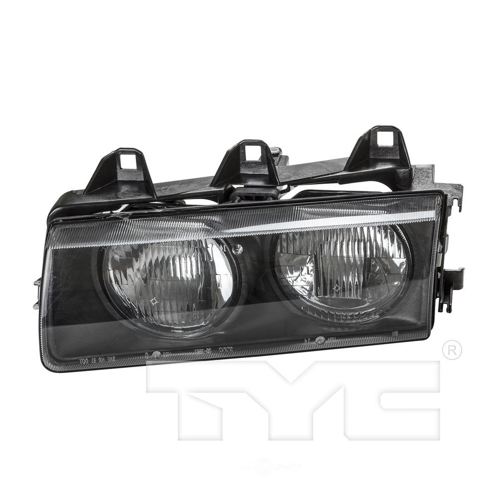 TYC - Headlight - TYC 20-3668-00