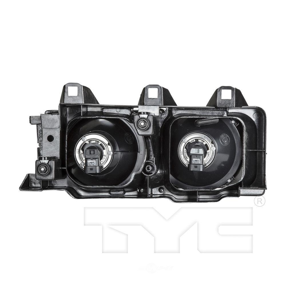 TYC - Headlight Assembly - TYC 20-3668-00