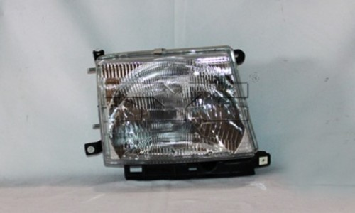 TYC - Capa Certified Headlight - TYC 20-5067-00-9