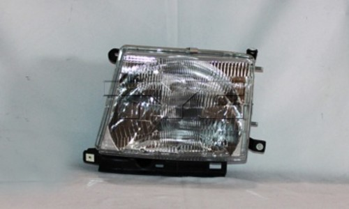 TYC - Capa Certified Headlight - TYC 20-5068-00-9