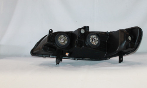 TYC - Headlight Assembly - TYC 20-5119-91