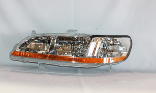 TYC - Headlight - TYC 20-5120-01