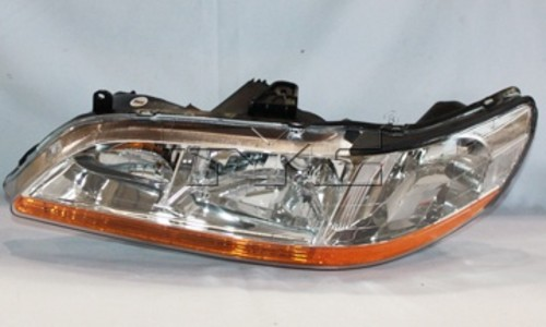 TYC - Capa Certified Headlight - TYC 20-5120-91-9