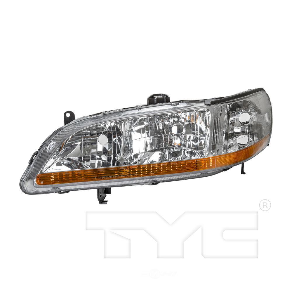 TYC - Headlight - TYC 20-5120-91