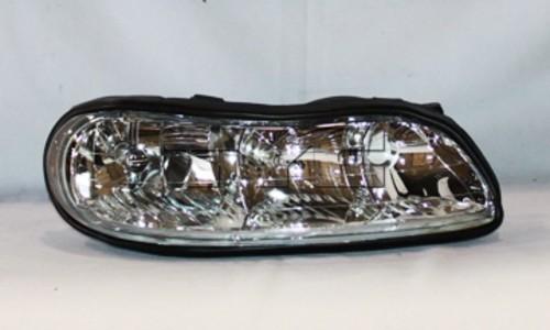 TYC - Capa Certified Headlight - TYC 20-5127-00-9