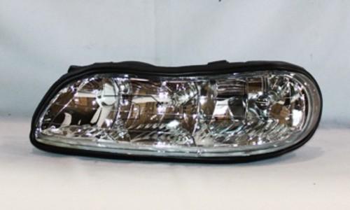 TYC - Capa Certified Headlight - TYC 20-5128-00-9