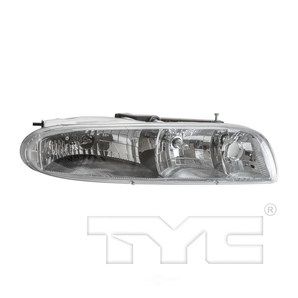TYC - Headlight - TYC 20-5177-00
