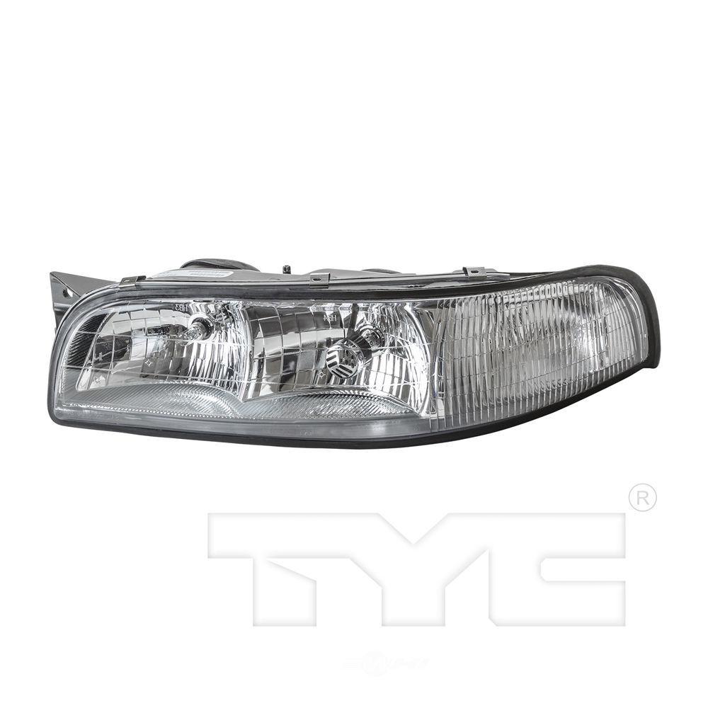TYC - Headlight - TYC 20-5196-00