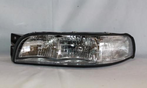 TYC - Headlight - TYC 20-5196-90