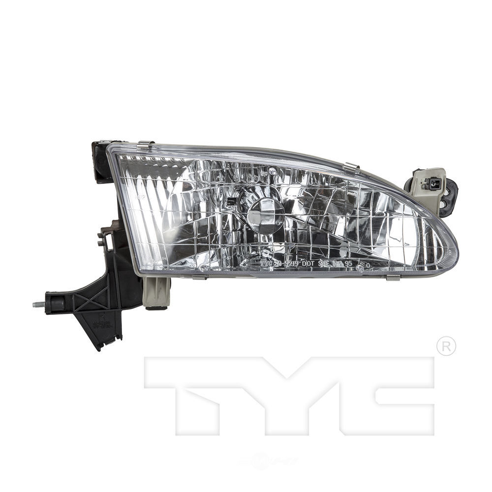 TYC - Headlight - TYC 20-5219-00
