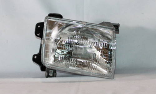 TYC - Headlight - TYC 20-5221-00