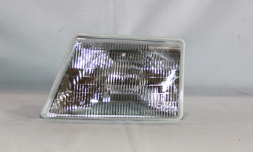 TYC - Headlight - TYC 20-5226-00