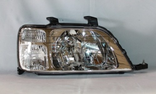 TYC - Capa Certified Headlight - TYC 20-5231-01-9
