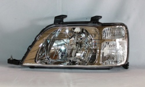 TYC - Capa Certified Headlight - TYC 20-5232-01-9
