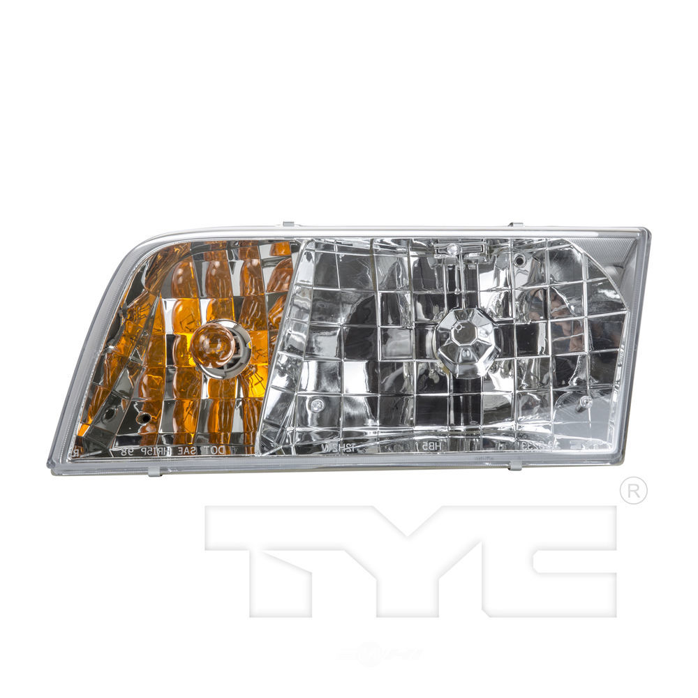 TYC - Headlight - TYC 20-5234-90