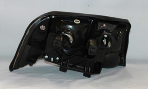 TYC - Headlight - TYC 20-5244-00