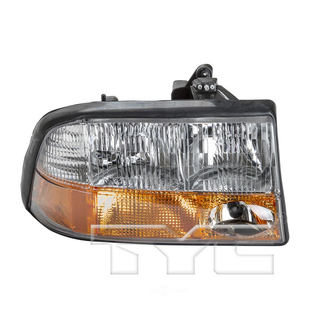 TYC - Headlight - TYC 20-5421-00
