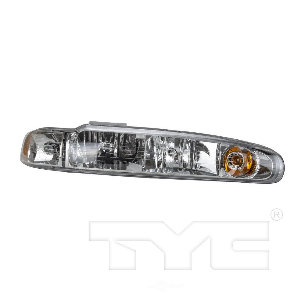 TYC - Headlight - TYC 20-5497-00